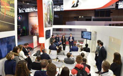 Salon Solutions 2019 aux côtés de Bridgestone