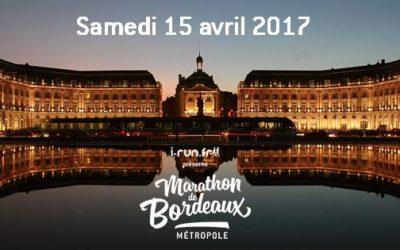 GLS à vos côtés pour le marathon de Bordeaux métropole !