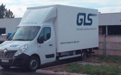 Nouvelle création GLS