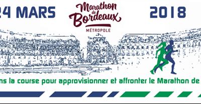 Partenaire du marathon de Bordeaux