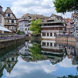 Transport palette Strasbourg