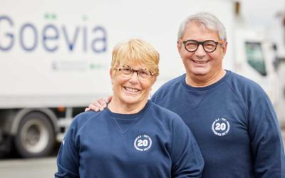20 ans de transport de marchandises : les fondateurs de Goëvia témoignent