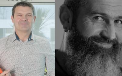 20 ans après : deux pionniers d'une société de transport reviennent sur leurs expériences
