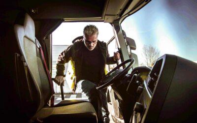 Le conducteur poids lourd, le garant de nos habitudes de consommation